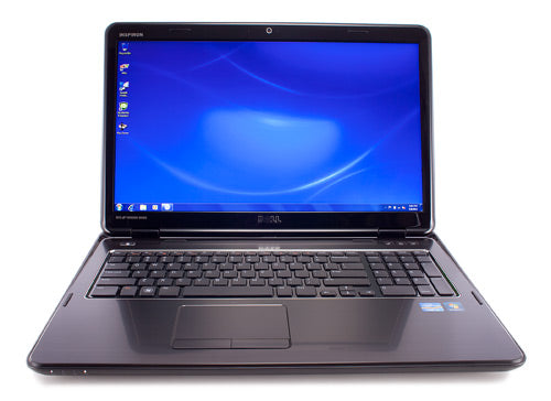 Dell Inspiration N7110 (17-Inch Widescreen) - Unwired