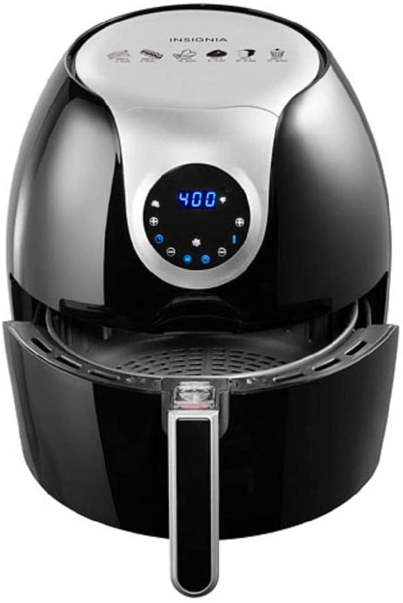 Insignia Digital Air Fryer - 5L/5.3QT - Black