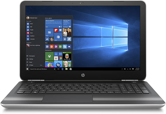 HP Pavilion 15 - AY127CA, Black, Touch Screen