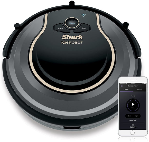 Shark ION™ Robot Vacuum R75 with Wi-Fi