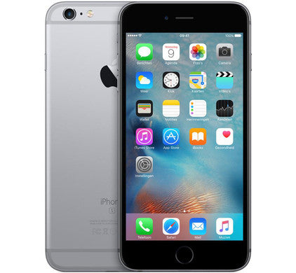 Used Apple iPhone 6 Plus, Space Gray (64GB)