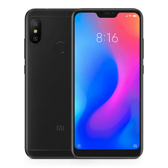 Xiaomi Redmi 6, Black (64GB) / Unlocked - Unwired
