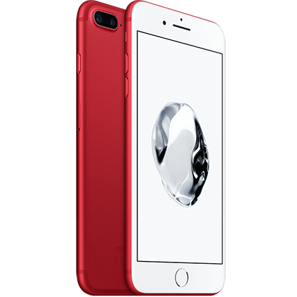 Apple iPhone 7 Plus, Red (128GB)