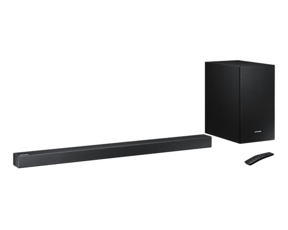 Samsung 2.1Ch, 200W Soundbar HW-R450 - Unwired Solutions Inc