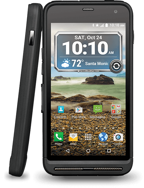 Kyocera Dura Force XD, Black (16GB) / Unlocked