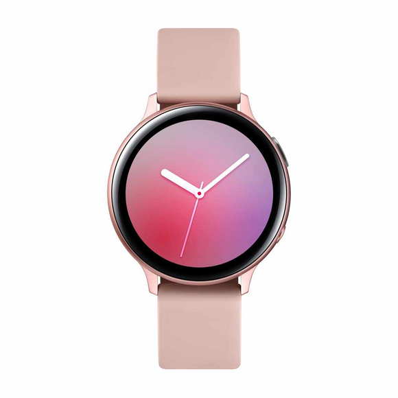 Samsung - Galaxy Watch Active2 40mm Bluetooth Lily Gold