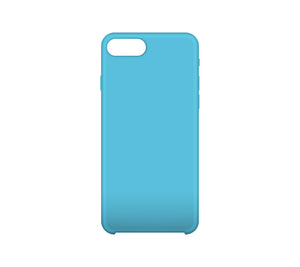 Solid Gel Skin iPhone 6/6s Blue - Unwired