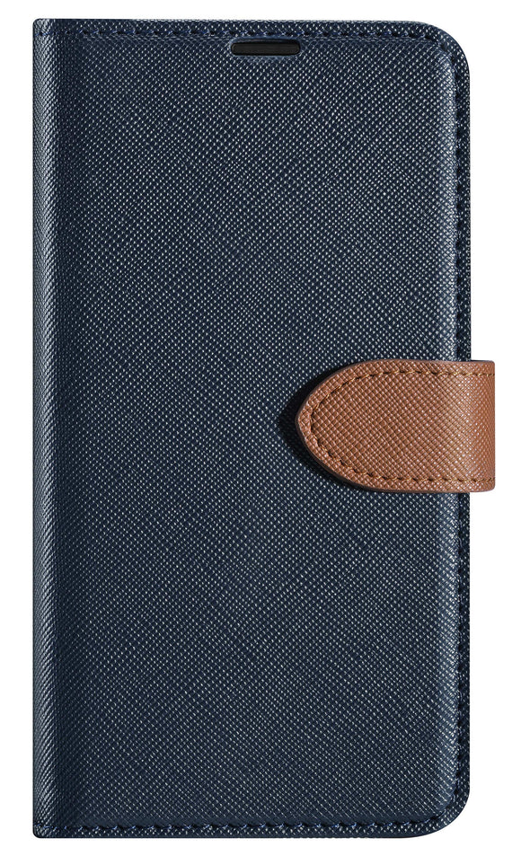 Simpli Folio iPhone 8/7/6S/6 Navy/Tan - Unwired