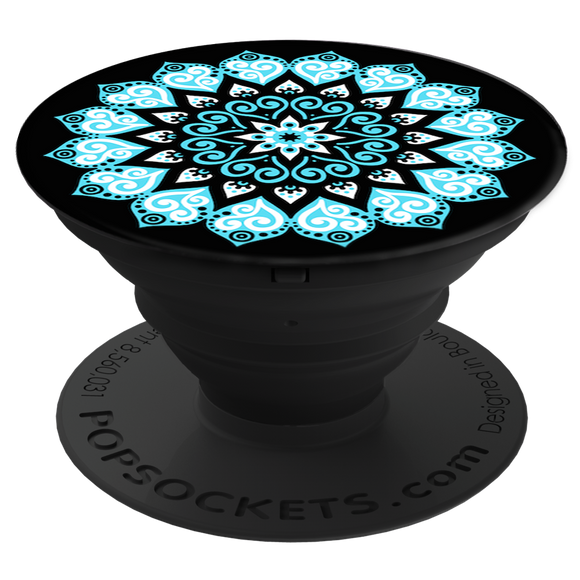 Grip Stand Peace Mandala Sky - Unwired