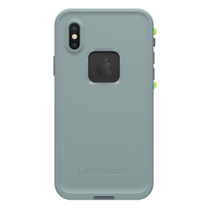 Fre iPhone X Drop In (Blue/Lime) - Unwired