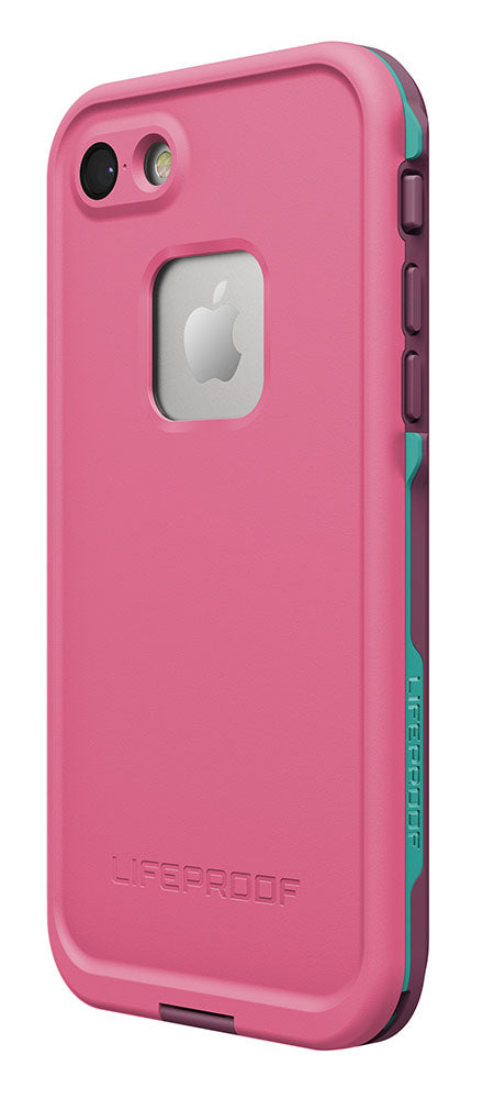 Fre iPhone 7 Twilights Edge (Plum/Teal Blue) - Unwired Solutions Inc