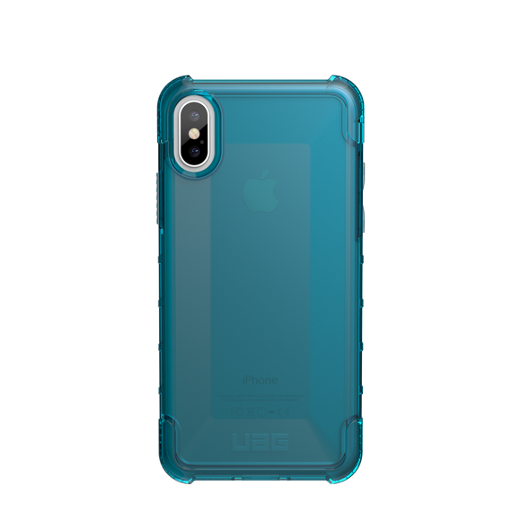 Plyo iPhone X Blue - Unwired Solutions Inc