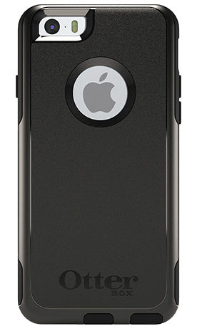 Commuter iPhone 6/6S Black - Unwired