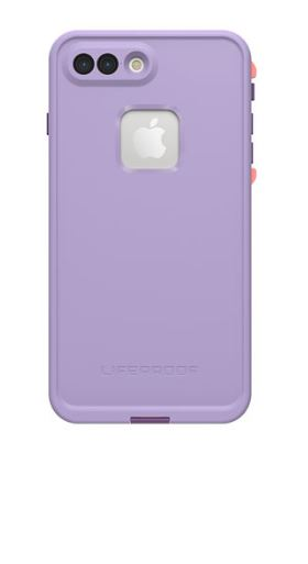 Fre iPhone 8 Plus/7 Plus Chakra (Pink/Coral) - Unwired