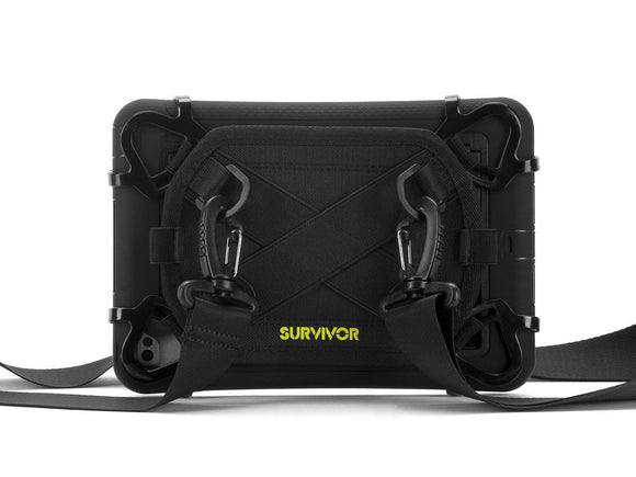 Survivor Harness Kit Large tablets Black - Unwired