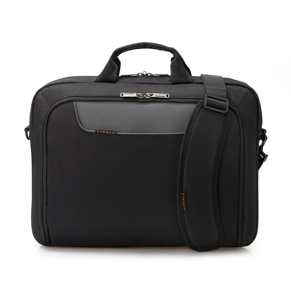 Advance Laptop Bag/Briefcase up to 17.3in Black - Unwired