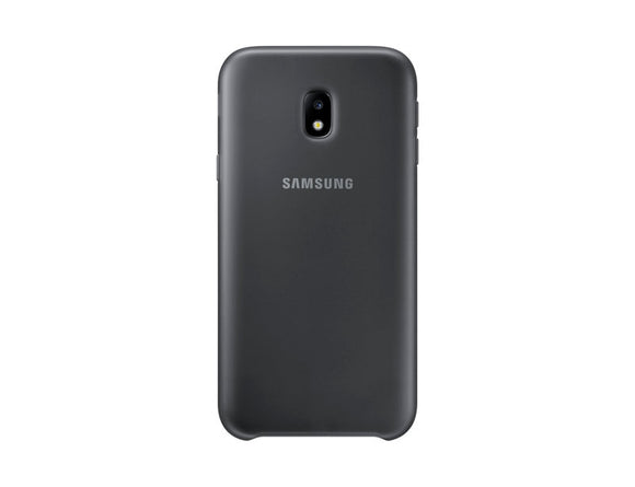 Dual Layer Cover Galaxy J3 Prime Black - Unwired