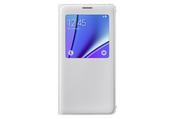S View Cover Note 5 White - Unwired