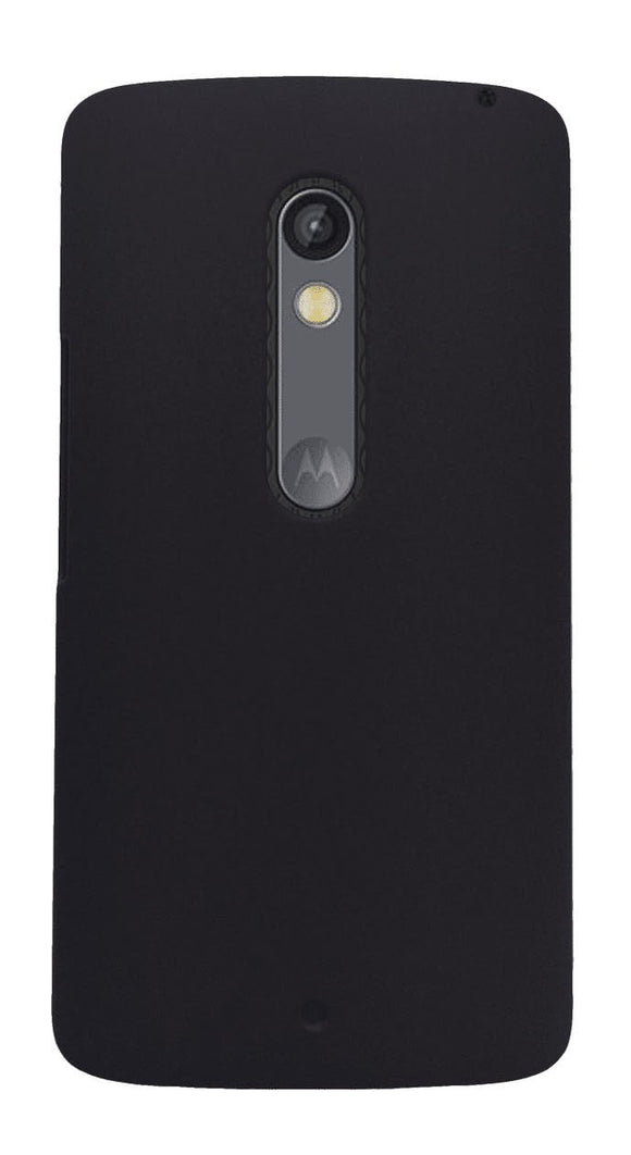 Deflector Moto X Play Black - Unwired Solutions Inc