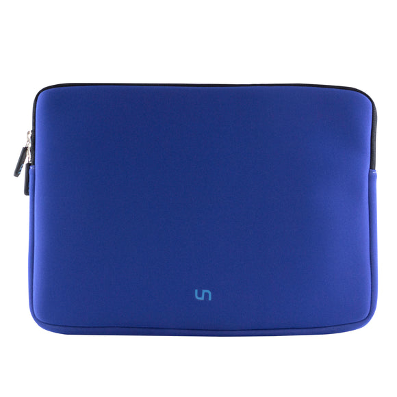Neoprene Sleeve MacBook 12'' Blue - Unwired