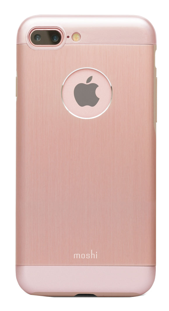 iGlaze Armour iPhone 7 Plus Golden Rose - Unwired