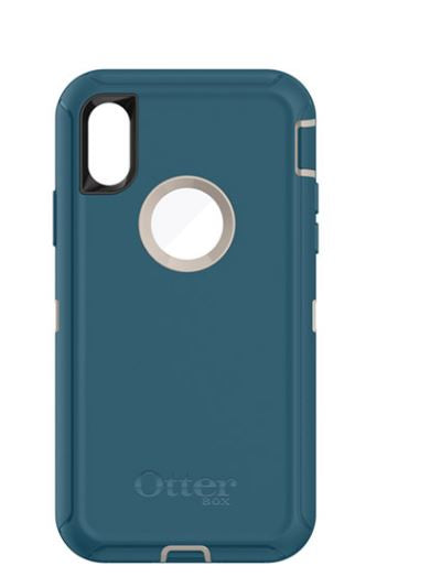 Defender iPhone X Big Sur (Beige/Gray) - Unwired Solutions Inc