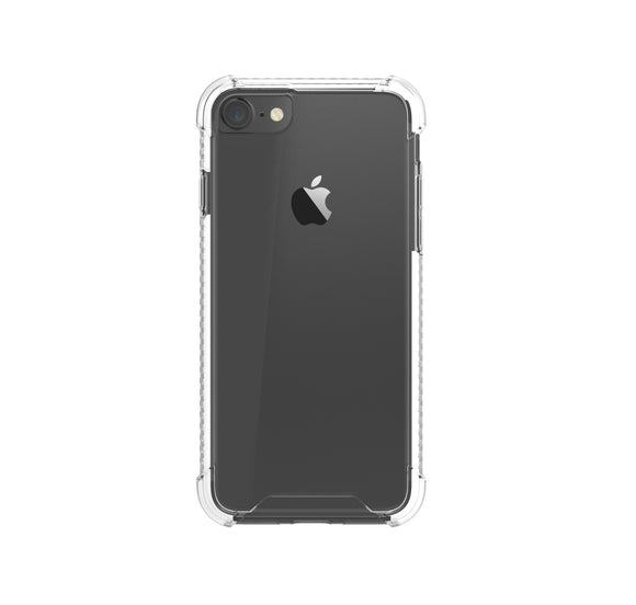 DropZone Rugged Case iPhone 8/7 White - Unwired Solutions Inc