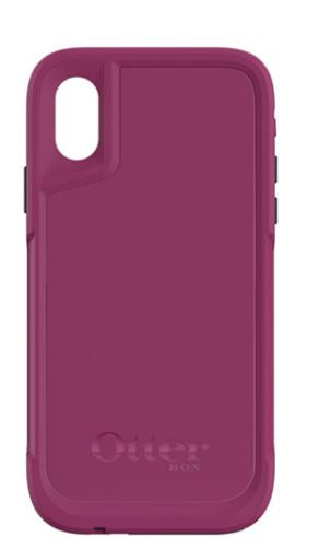 Pursuit iPhone X Coastal Rise (Red/Blue) - Unwired Solutions Inc
