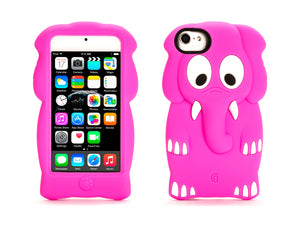 KaZoo Elephant iPod Touch 5 Pink - Unwired Solutions Inc