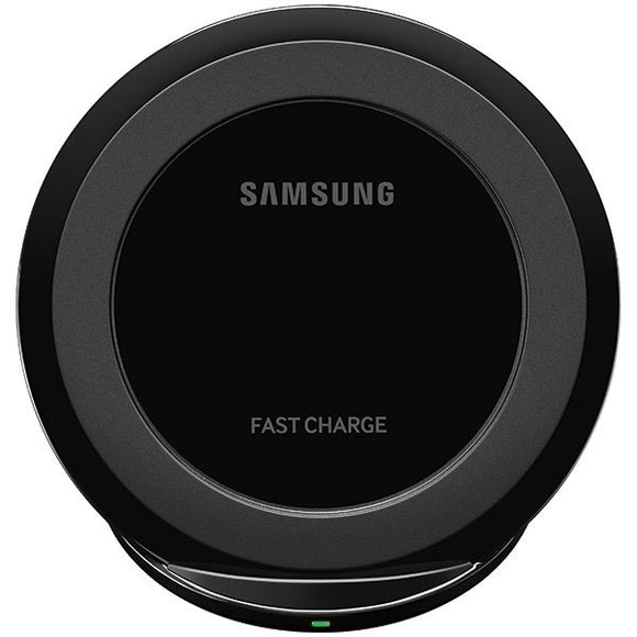 Wireless Charger Stand Black - Unwired Solutions Inc