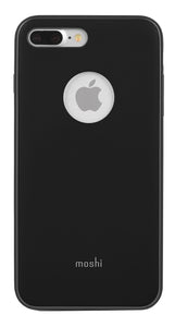 iGlaze iPhone 8 Plus/7 Plus Black - Unwired