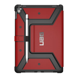 Metropolis iPad 5th Gen Black/Red - Unwired