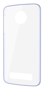 Crystal Case Moto Z Play Clear - Unwired