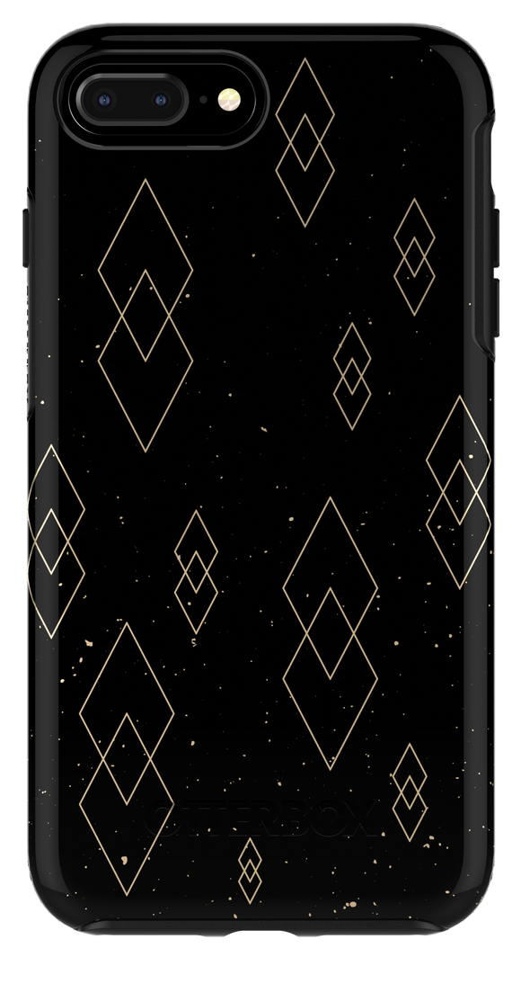 Symmetry iPhone 8 Plus/7 Plus Sky of Diamonds - Unwired Solutions Inc