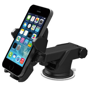 Easy One Touch 2 Universal Car Mount Blk - Unwired Solutions Inc