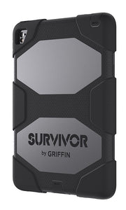 Survivor All-Terrain Custom iPad Pro 9.7/Air 2 Black - Unwired Solutions Inc