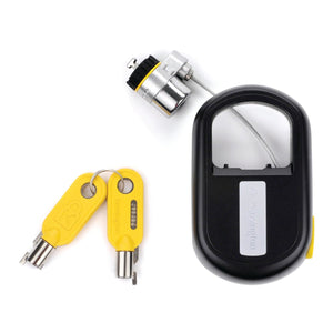 Microsaver Retractable Keyed Laptop Lock - Unwired Solutions Inc