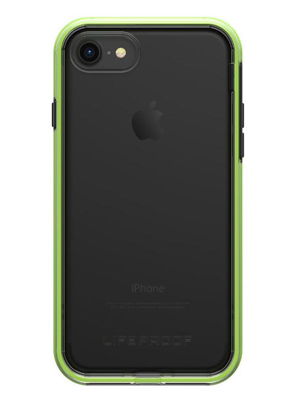 Slam iPhone 8/7 Night Flash (Clear/Lime/Black) - Unwired