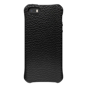 Urbanite Select iPhone 5/5S/SE Bk/Buffalo Leather - Unwired Solutions Inc