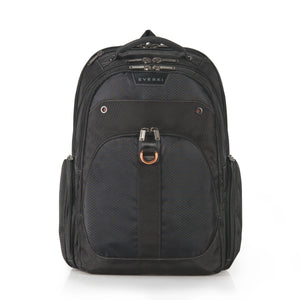 Atlas Checkpoint Friendly Backpack 13in-17.3in Black - Unwired