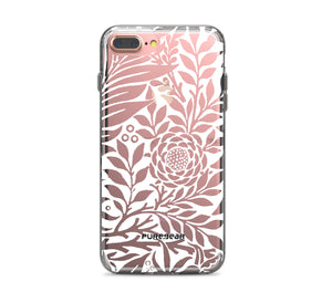 Motif Series iPhone 8 Plus/7 Plus White Floral - Unwired
