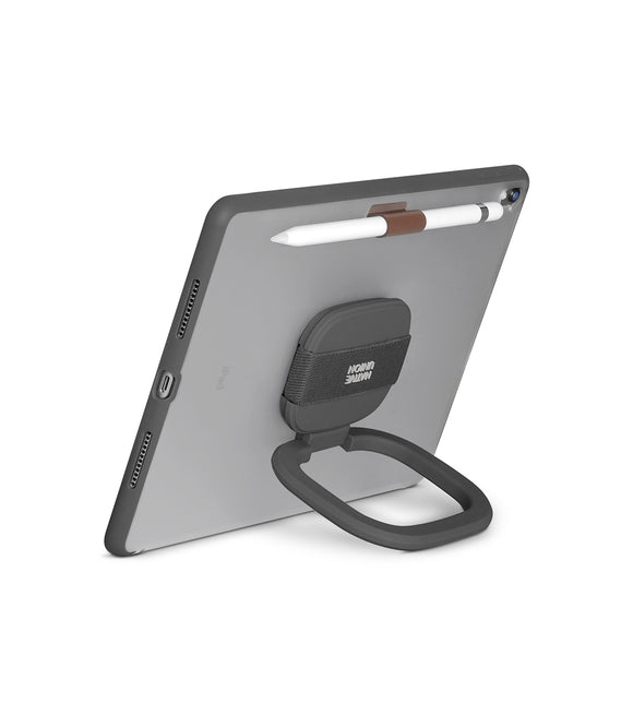 Gripster case+stand iPad 5th Gen/Pro 9.7 Grey - Unwired Solutions Inc
