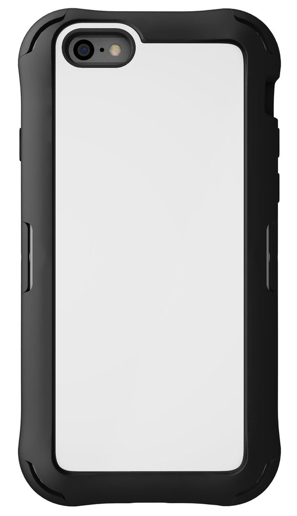Explorer iPhone 6/6S White Black - Unwired Solutions Inc