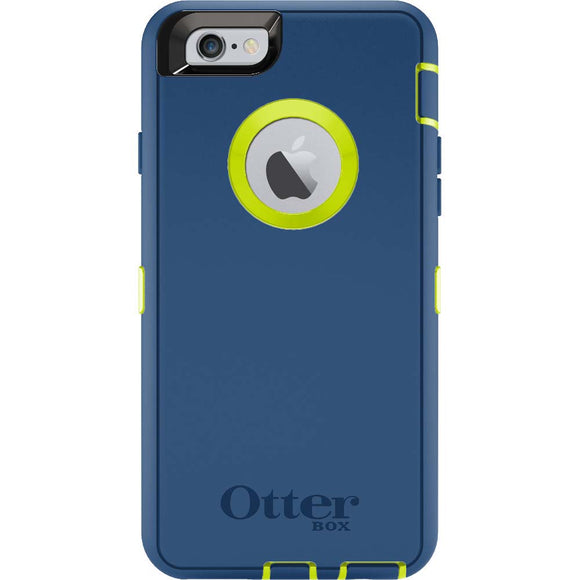 Defender iPhone 6 Plus Blue - Unwired Solutions Inc