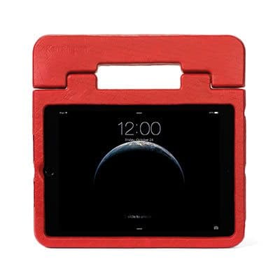 Safegrip Rugged Carry Case & Stand iPad Air 42737 Red - Unwired