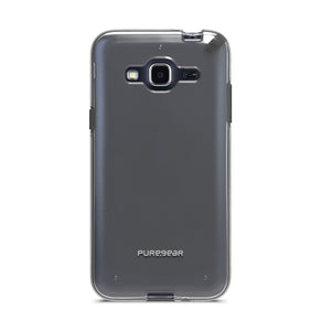 Slim Shell Galaxy J3 Clear/Black - Unwired Solutions Inc