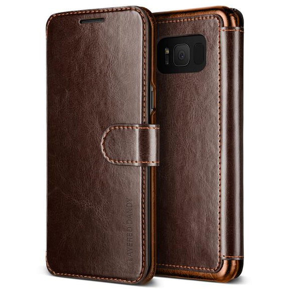 Layered Dandy GS8+ Brown