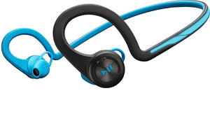 BackBeat FIT Bluetooth Headset Blue - Unwired