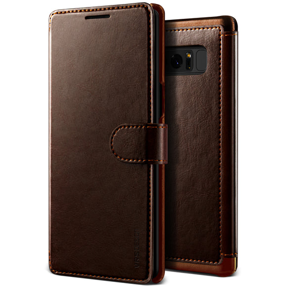 Layered Dandy Galaxy Note8 Brown