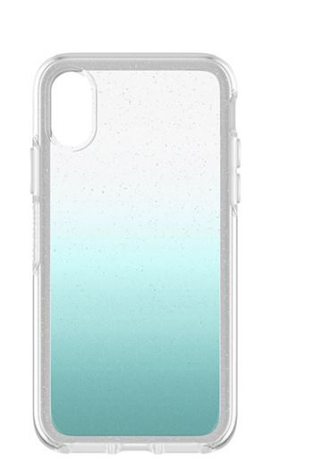 Symmetry Clear iPhone X Aloha Ombre - Unwired Solutions Inc